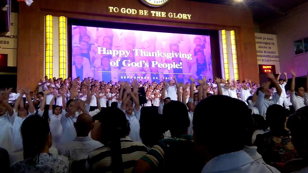 Ang dating daan music ministry choir