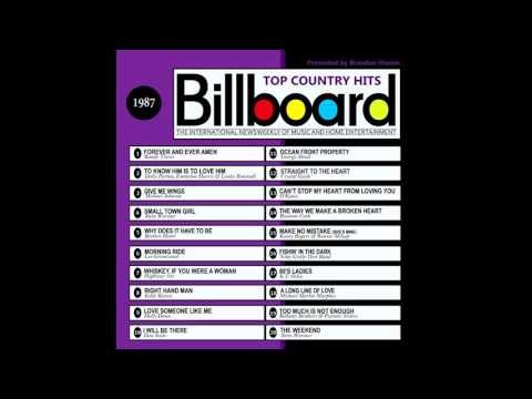 birthday billboard hot country songs number one