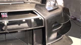 「NISSAN GT-R NISMO GT3 2013model」Development underway