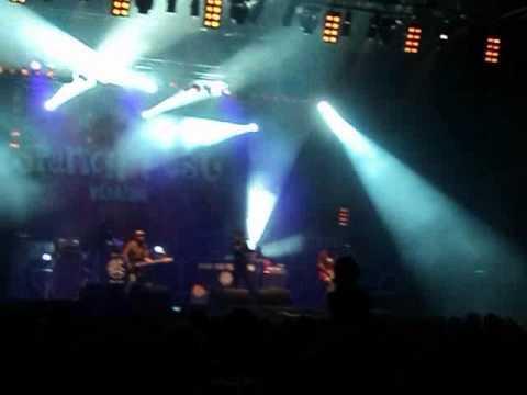 Asian Dub Foundation - Urgency Frequency live @ Spancirfest, Varazdin 28.08.2011.