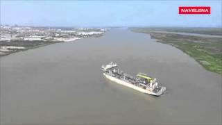 Trabajos de Dragado Barranquilla