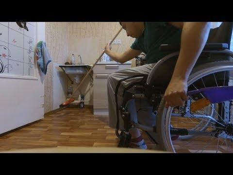 VLOG,Инвалид Живёт Один,Мои будни(Блог о Жизни)