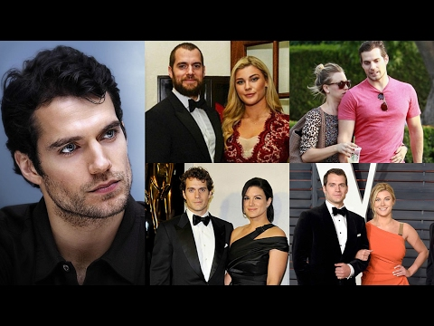 Girls Henry Cavill Has Dated!
