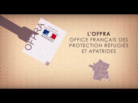 Процедура получения политического убежища во Франции