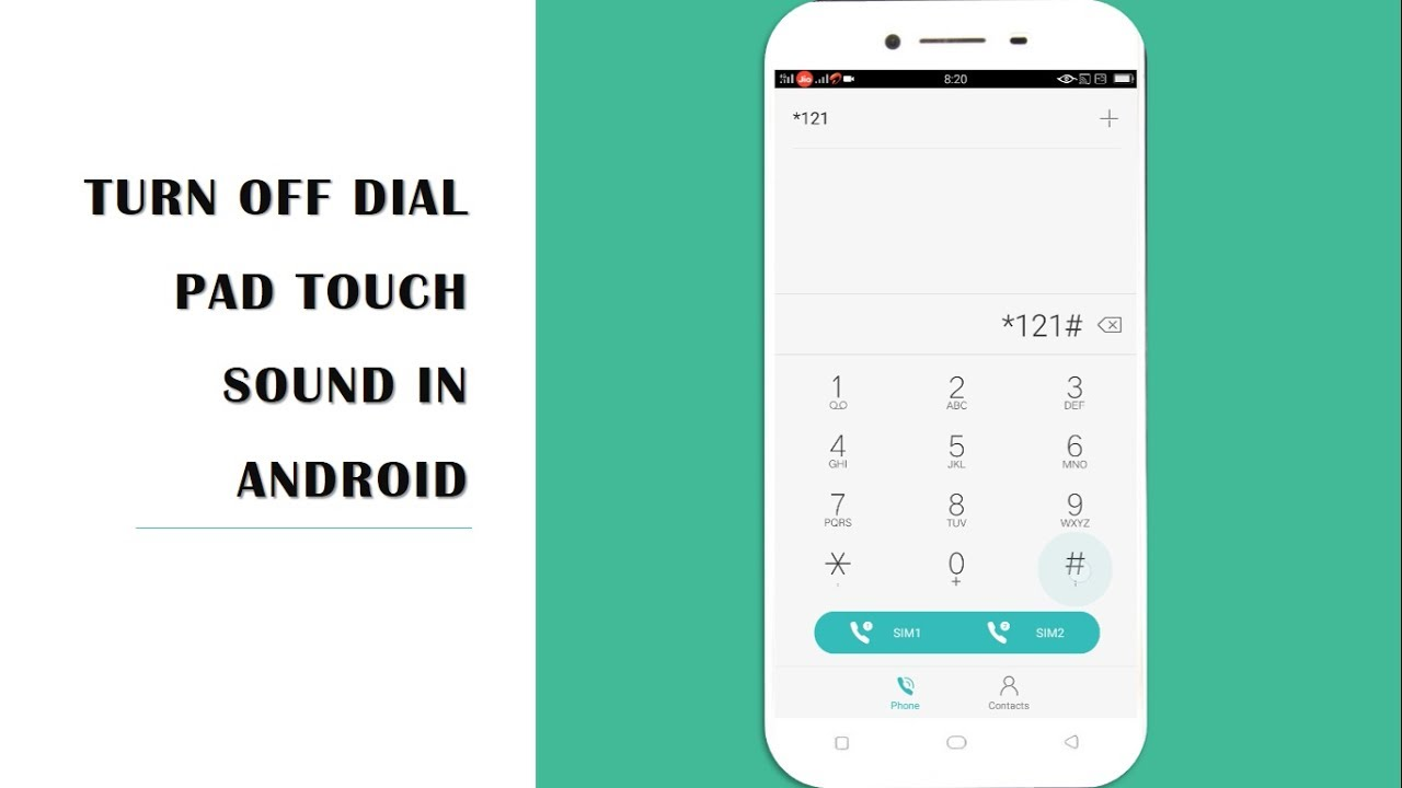 How to Turn Off Dial Pad Sound in OPPO