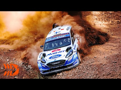 How Drivers Survive WRC Rally Turkey