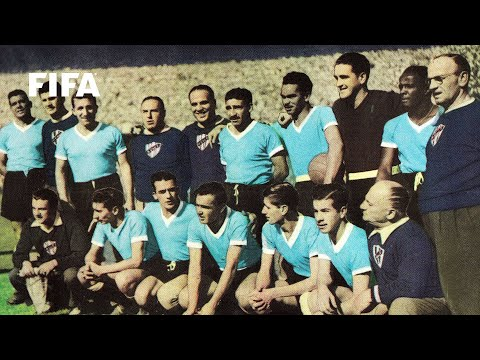 Uruguay v Brazil - The Final - 1950 FIFA World Cup Brazil™