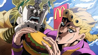 Giorno & DIO Go to McDonald's | EPISODE 2