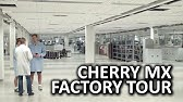 Cherry MX Factory Tour - Linus & Luke do Auerbach, Germany