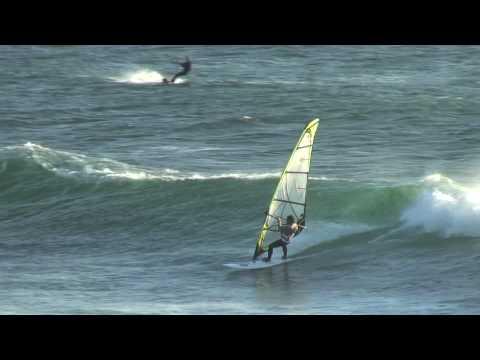 Guincho June windsurfing
