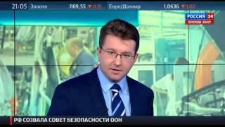 видео Cобытия российского рынка