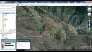 Cómo Exportar Coordenadas UTM de Google Earth a Excel