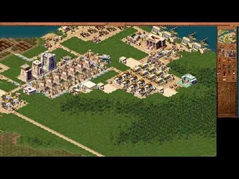 Pharaoh Walkthrough: Mission 24 - Rowarty (Avaris) [1/3]