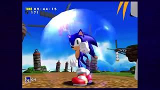 Sonic Adventure DX sonic Story part 1