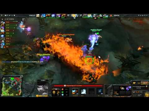 Canada Cup - Final - Denial E-sports(Artyk) vs Root Gaming - Match 5