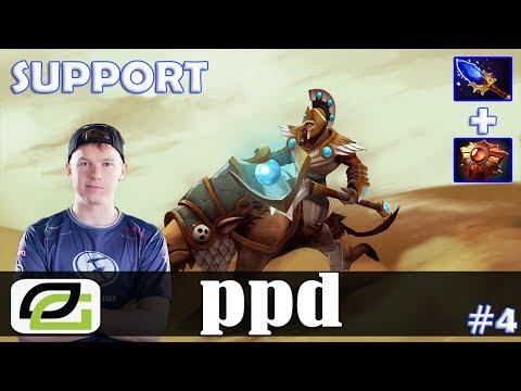 ppd - Chen Offlane | SUPPORT 7.08 Update Patch | Dota 2 Pro MMR Gameplay #4