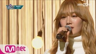 "JOO(주) - ""Cry & Blow(울고 분다)"" Comeback stage M COUNTDOWN 151105 EP.450"