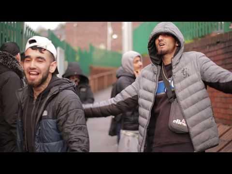 SK Boyz X AzzA - Trust Nobody Prod.SK (official Music Video)