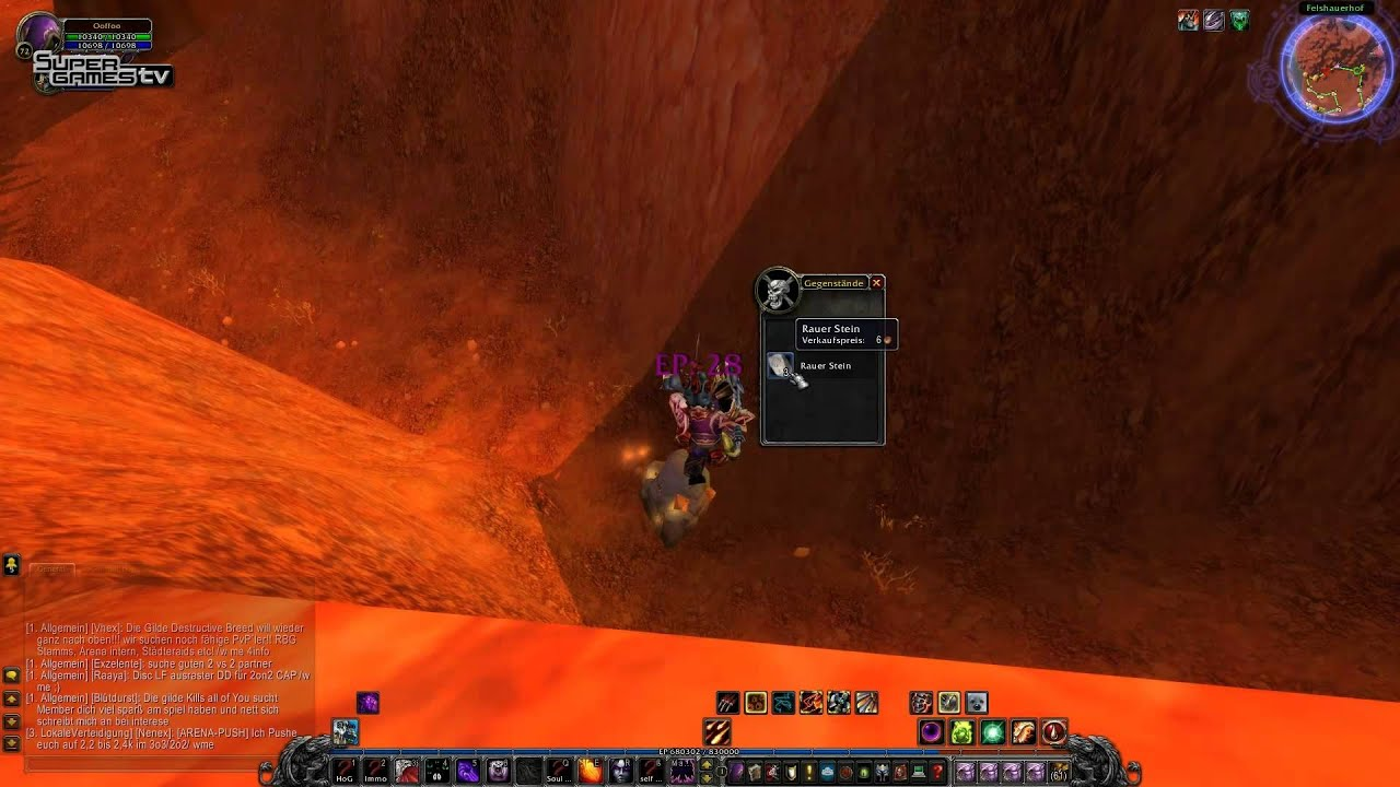Barlows Addon Guide: Routes
