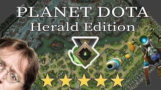 PLANET DOTA - A Nature Documentary - Herald Edition