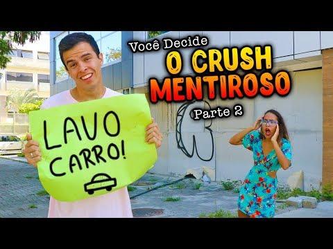 VOCÊ DECIDE - O CRUSH MENTIROSO! (PARTE 2) - KIDS FUN