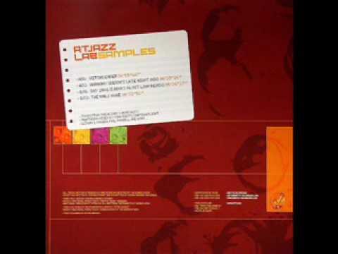 Atjazz - Witchbender [Mantis Recordings, MANT020]