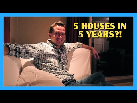 5 Houses in 5 Years?!