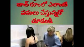 Girls in boy's 🚽  Entertainment Telugu hindi english