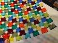 Brilliant Rainbow Platter