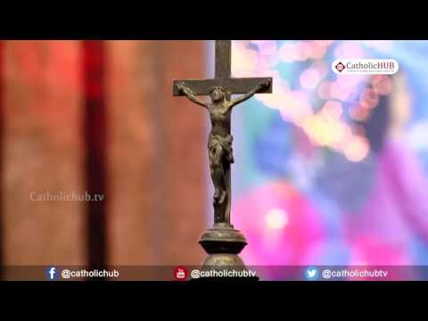 English Mass @ Shrine of Our Lady of Our Health, Khairtabad, Hyd, TS, INDIA.  04-02-19.