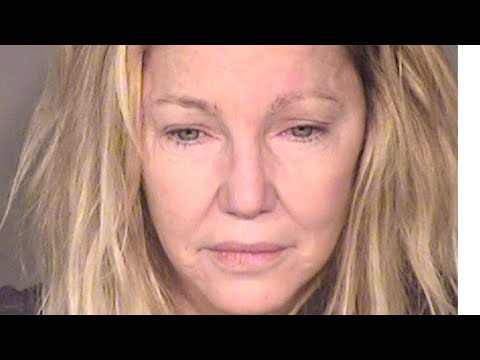 Heather Locklear Arrested for Reportedly Attacking Cop and EMT