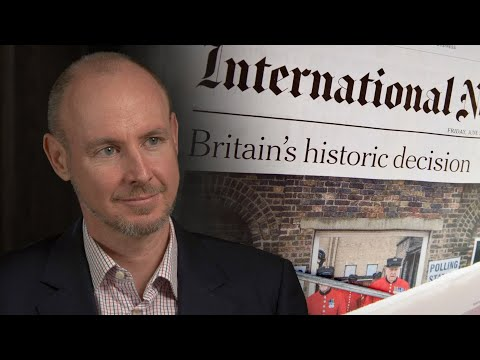 What The U.S. Media Get Wrong About Brexit: Daniel Hannan