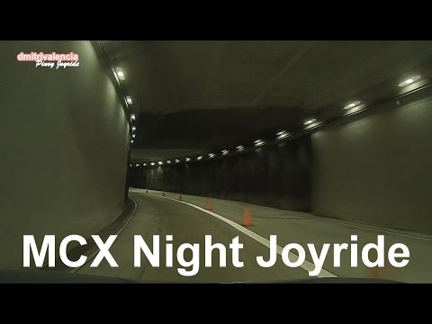 Pinoy Joyride - MCX Night Joyride (Muntinlupa Cavite Expressway Night Drive)