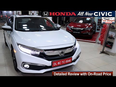 New Honda Civic  Detailed Review ZX Top Model | Civic  Top Model ZX