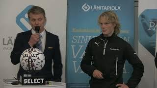 Lehdistötilaisuus: KuPS - HIFK