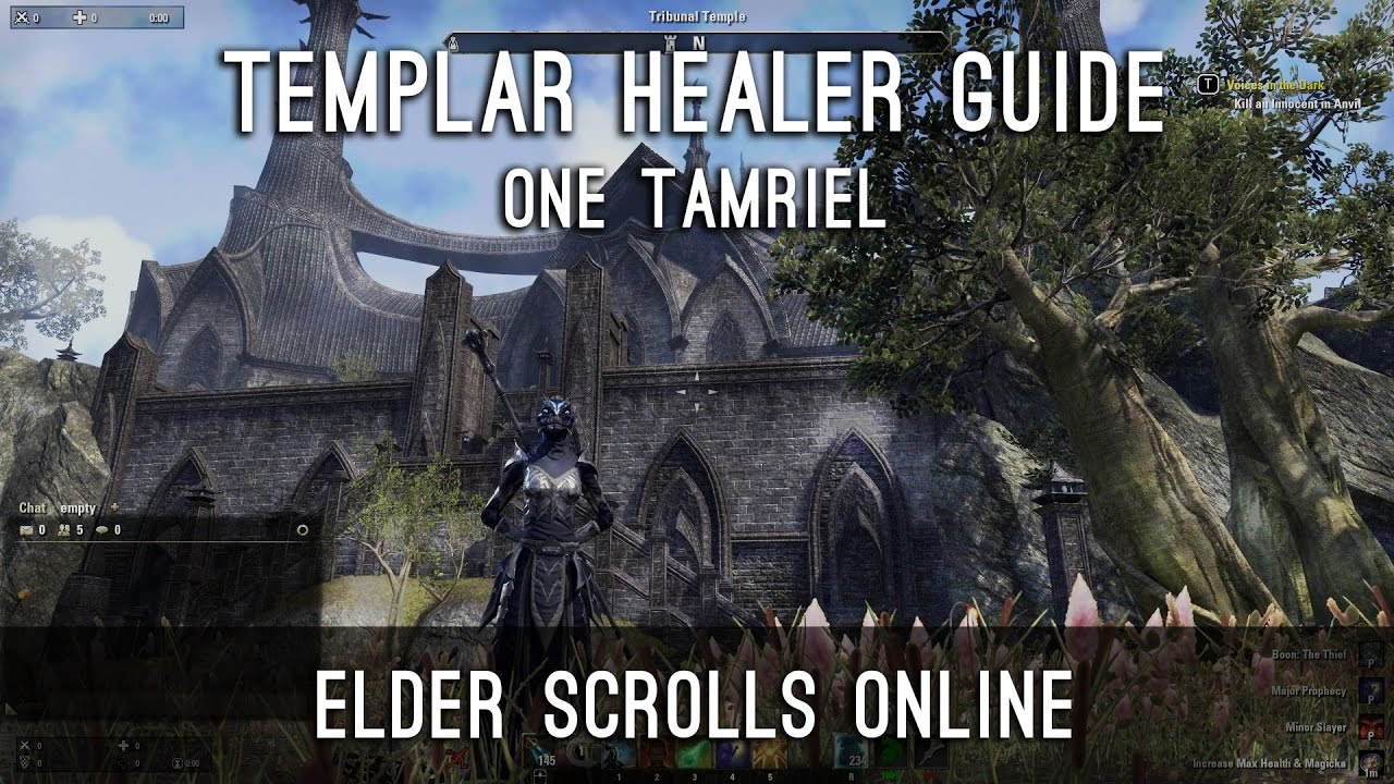 eso how to get dwewer healer