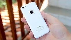 Apple iPhone 5C Review (ausführlich) deutsch german - felixba94
