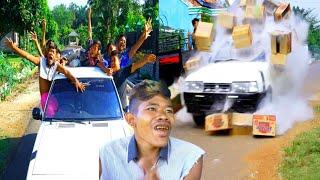SIALNYA MOBIL BARU GARENG   Exstrim Lucu The Series   Funny Videos   TRY NOT TO LAUGH . KEMEKEL TV