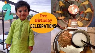 #Vlog 2018: Celebrated My Son's Birthday Differently| Last Vlog With Parents In USA |Real Homemaking