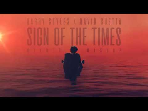 Harry Styles vs. David Guetta - Sign of the Times (Mashup)