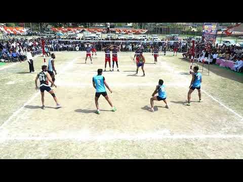 Yuva Jan Kalyan Samiti Amb Himachal Pradesh  VolleyBall Tournament Season -2  Date 24 March, 2018