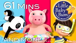 Learn with Little Baby Bum | Swimming Song Part 2 | Nursery Rhymes for Babies | Songs for Kids