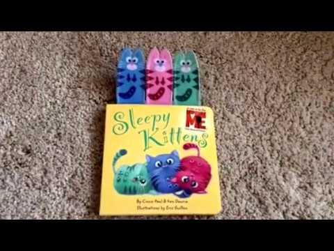 Sleepy Kittens: приказка за лека нощ през филмите