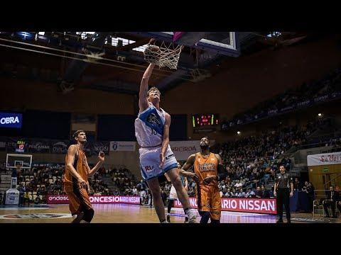 RESUMEN | Monbus Obradoiro no da opción a Valencia Basket