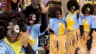 Toya & Reginae Carter Wear Zul…