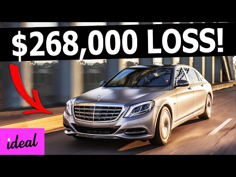 5 Cars That Depreciate FASTER Than A Stock Market Crash