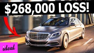 5 Cars That Depreciate FASTER Than A Stock Market Crash
