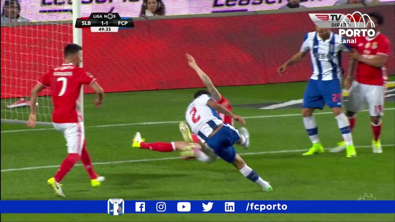 Resumo Benfica: Benfica-FC Porto, 1-1 (resumo)