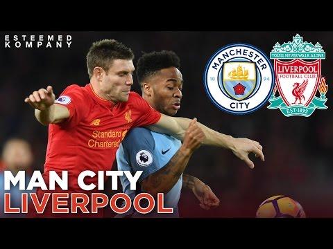 Manchester City vs Liverpool | Premier League Preview