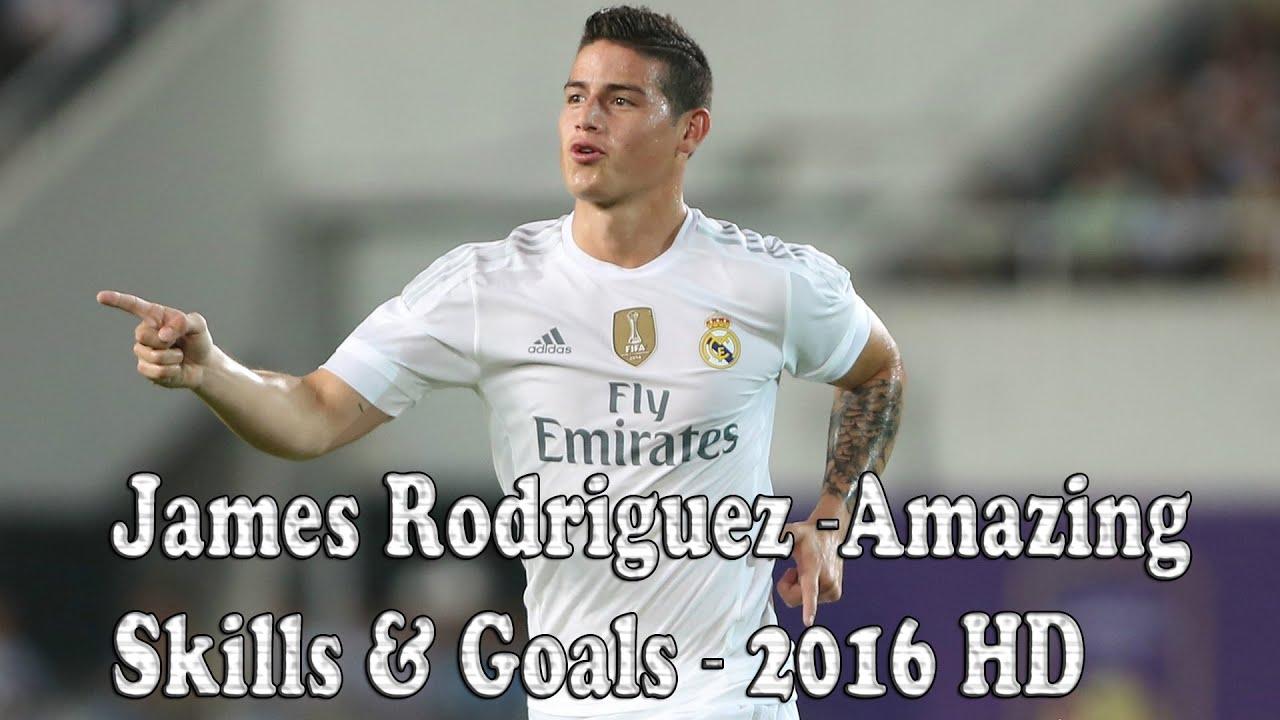 Download James Rodriguez ● Amazing Skills & Goals ● 2016 HD